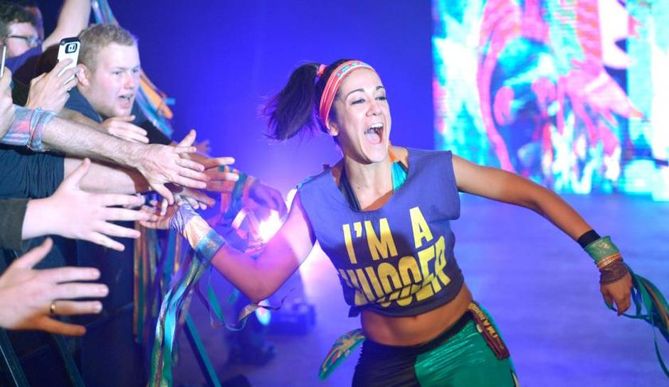 EXCLUSIVE: Bayley Discusses WrestleMania Entrance Ideas And Paying Tri...
