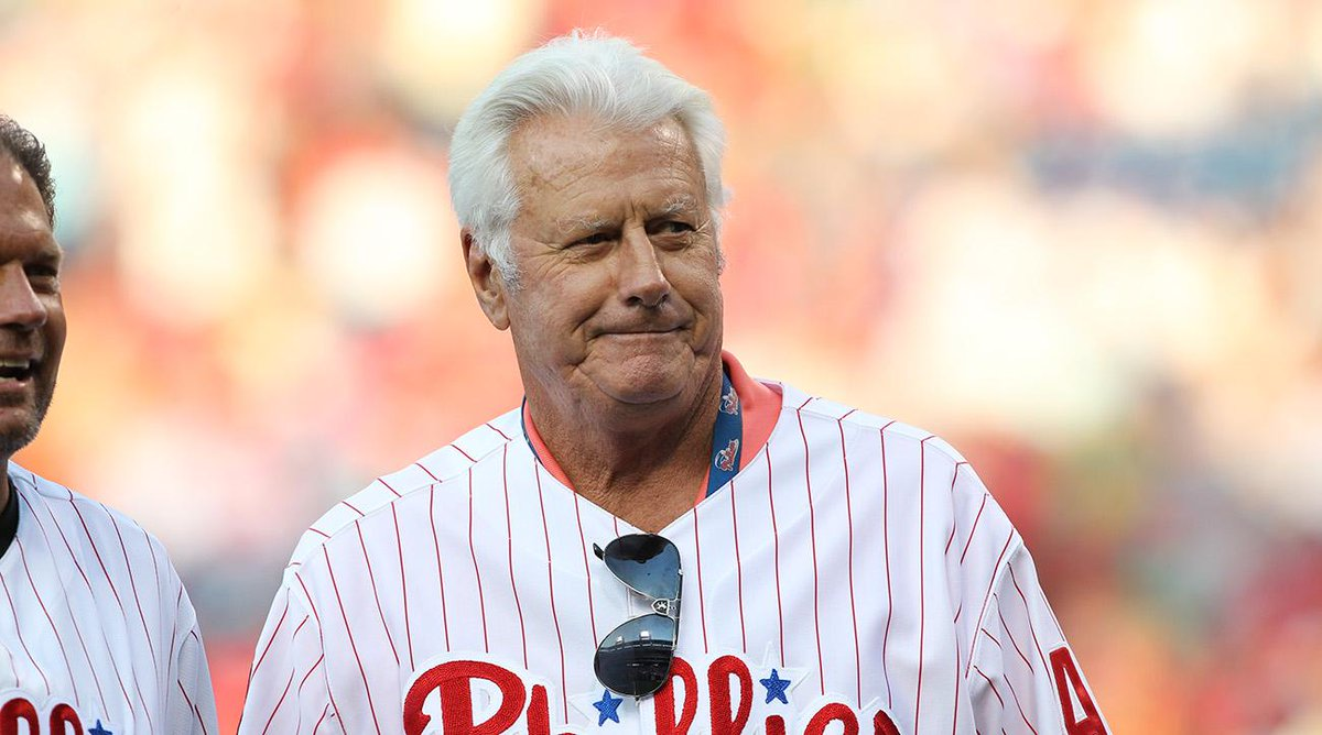 Former Phillies, Mets and Yankees manager Dallas Green has died at 82...