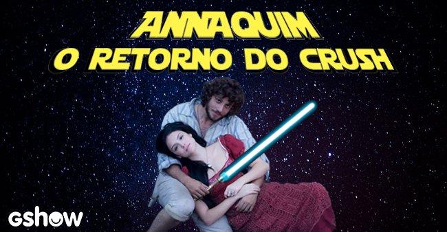 Só vem, OTP 😍😍😍 @chaysuede  e Isabelle Drummond, já amamos Anna e Joaquim #VemAnnaquim #NovoMundo https://t.co/0SYNPsMtYW
