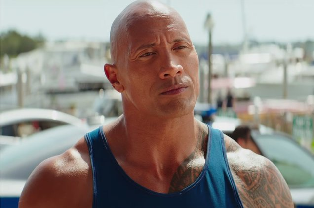 Zac Efron goes head-to-head with The Rock in new 'Baywatch' trailer ht...