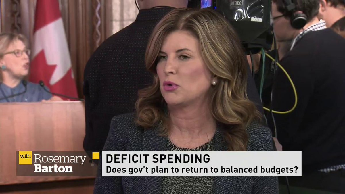 .@RonaAmbrose says the government is not giving regular working people...