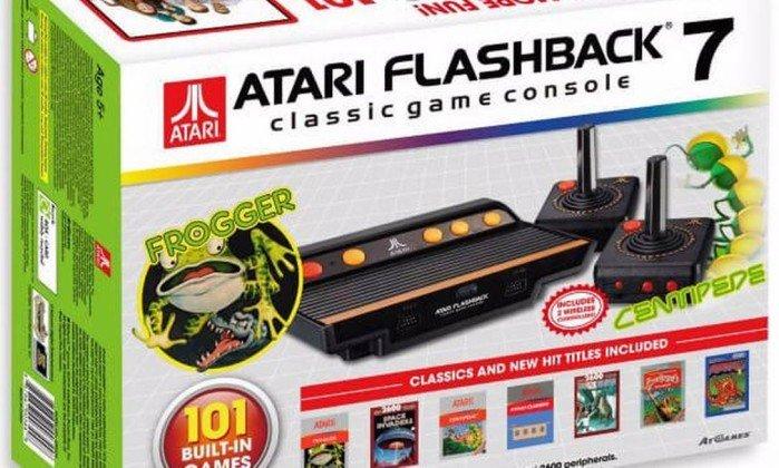 Videogame mais vendido no mundo, Atari é relançado no Brasil.  https://t.co/RvYwVglc8E
