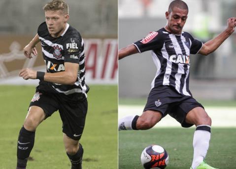 Corinthians e Atlético-MG confirmam troca entre Clayton e Marlone http...