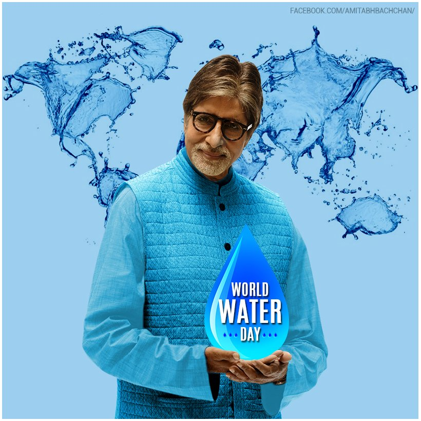 T 2472 - World water day .. to preserve, to economise the use, to allo...