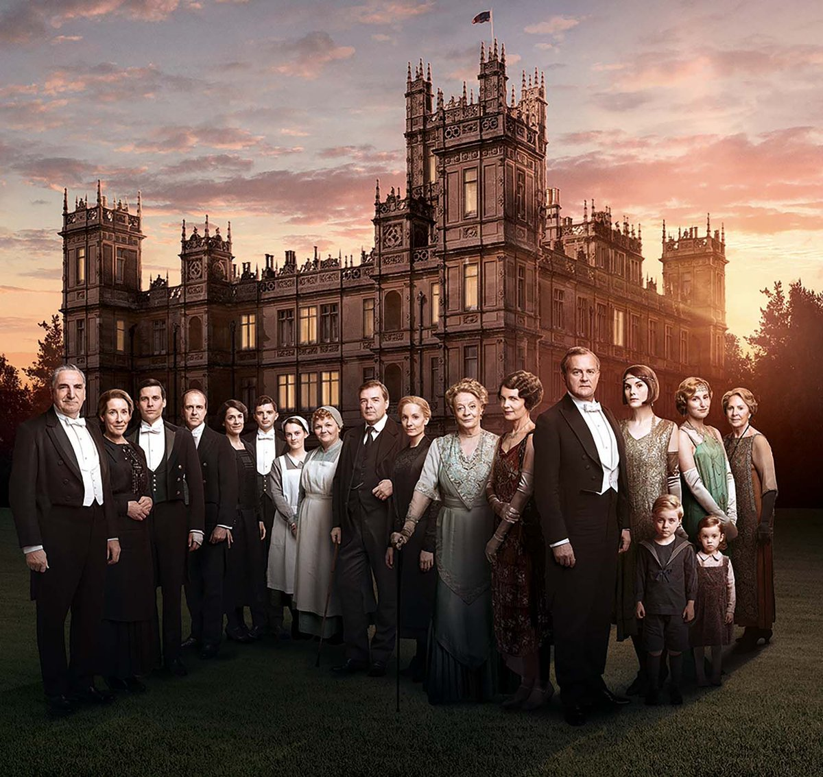 The Downton Abbey movie could be happening as early as this year https...