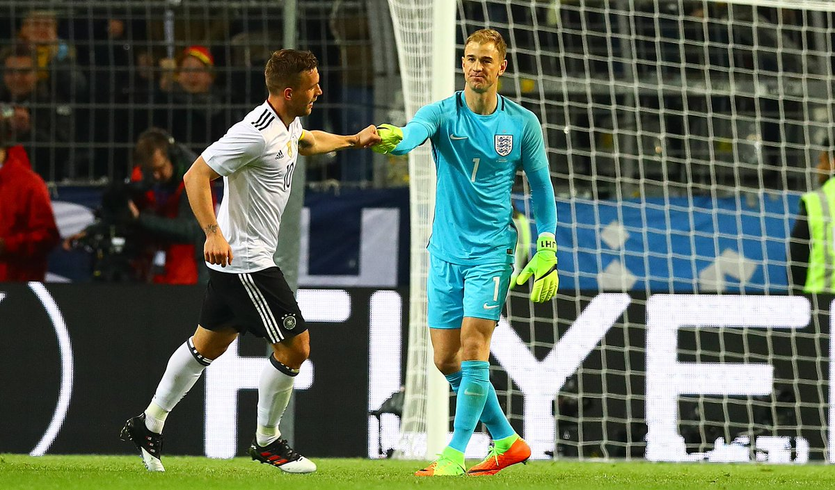 Respect 👊 #PoldiButGoldie #GERENG 1-0 https://t.co/R6QrVLosdu