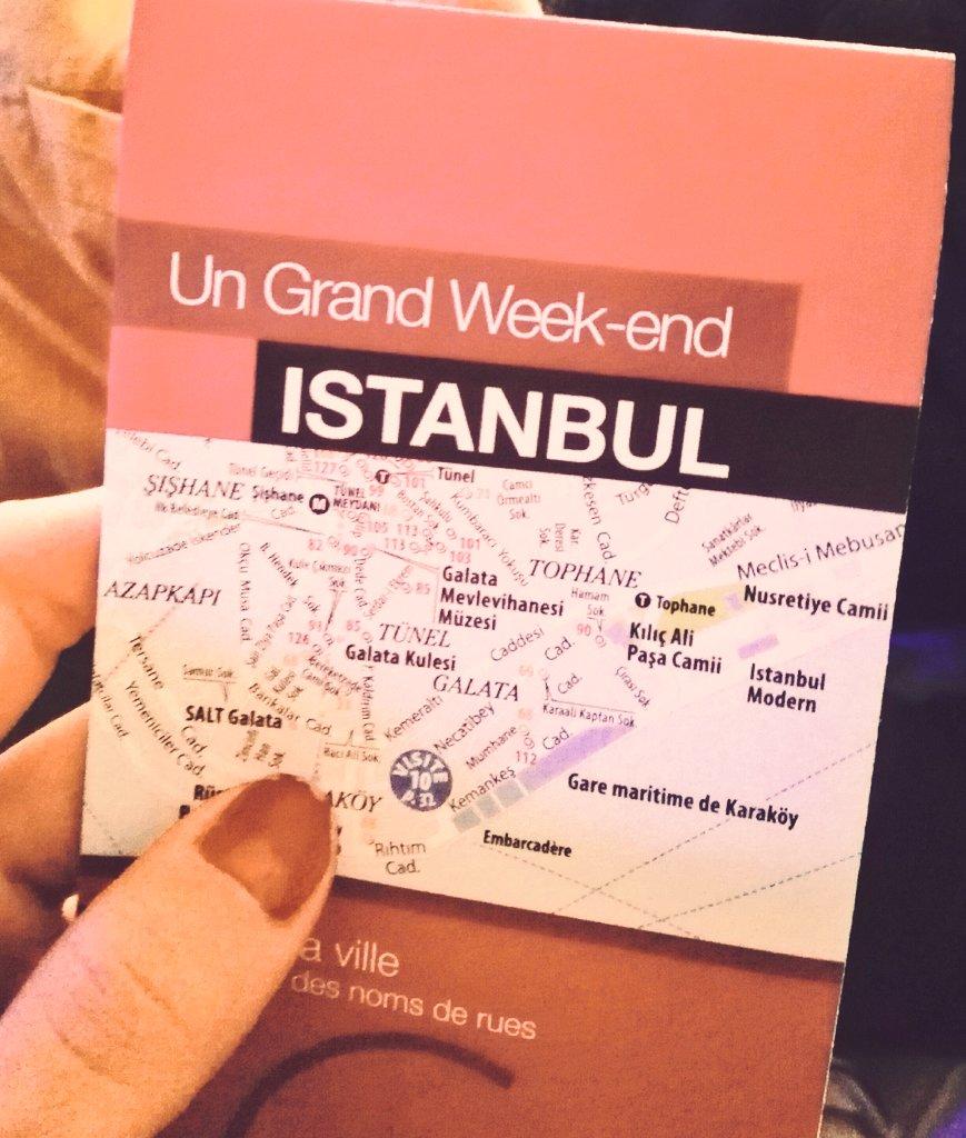 Une belle surprise d&#39;anniversaire... J-2! #Turkey #İstanbul<br>http://pic.twitter.com/ApcvHys94G