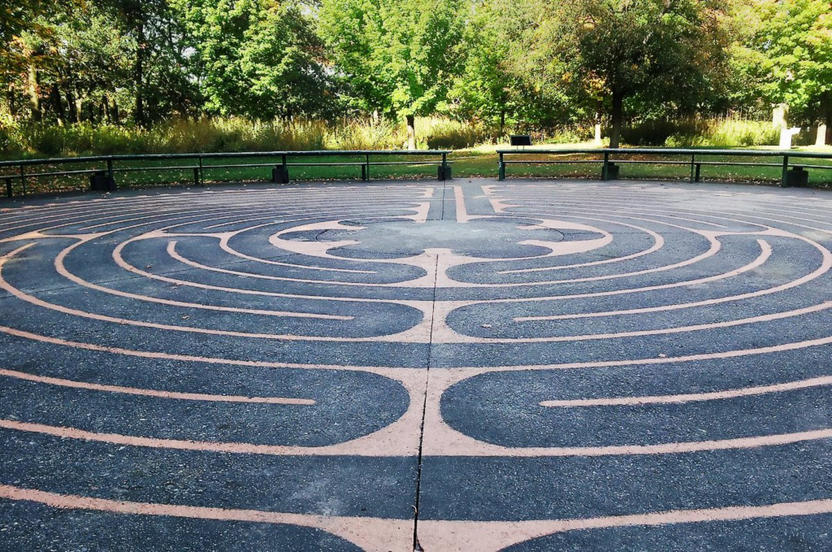 Did you know labyrinths are scattered all over #Toronto? Here's where...