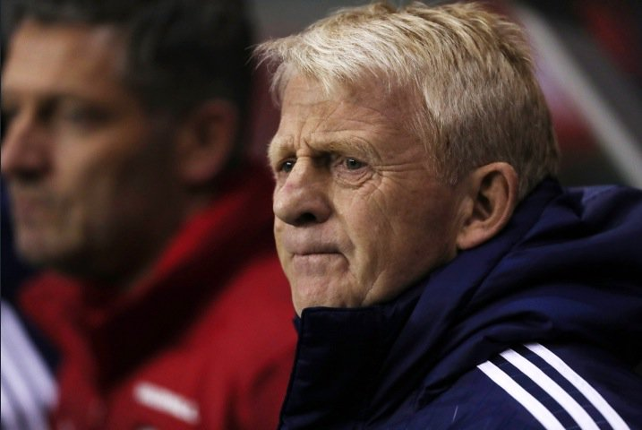 Scotland 1-1 Canada: Pressure grows on Gordon Strachan after embarrass...
