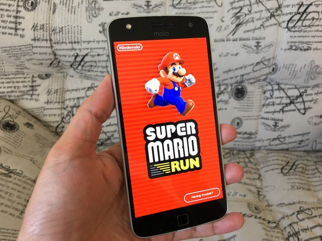 Llegó el día, Super Mario Run ya está disponible para Android https://...