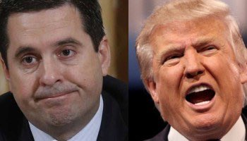 #Nunes &amp; #GOP reached an #alltimelowtoday. Now #Americans can&#39;t trust #oversight of the #ExecutiveBranch. #Nunes #recuse #IMMEDIATELY! #liar<br>http://pic.twitter.com/XvUGsin231