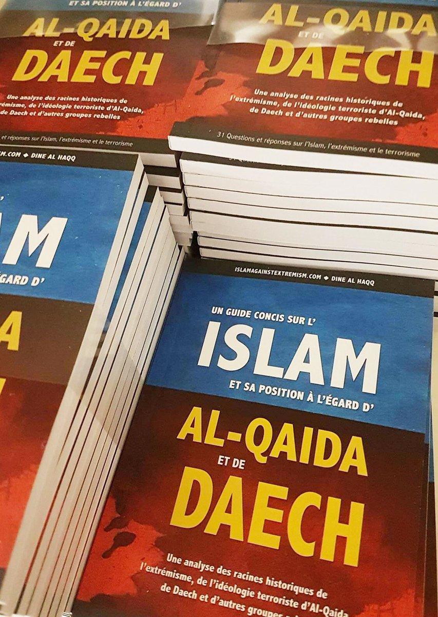 NOUVEAU LIVRE À PROPAGER auprès des (non-)musulmans !  31 questions/rep sur l&#39;Islam, le terrorisme #DAESH #ALQAIDA :  http:// bit.ly/2mB2ZOR  &nbsp;  <br>http://pic.twitter.com/r13okJ8rHE