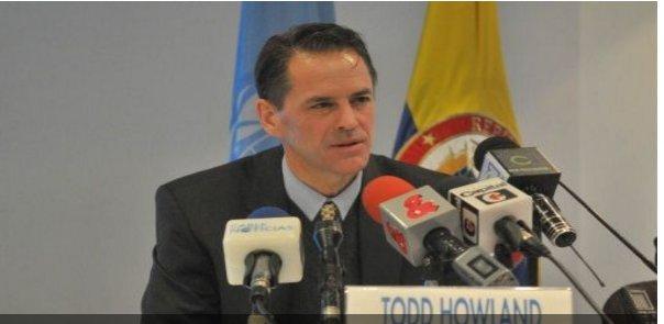 Vía: @teleSURtv | 'ONU expresa preocupación por proceso de paz en Colo...
