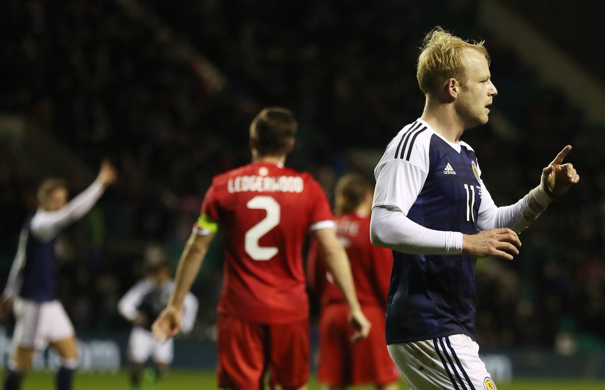 REPORT: Gordon Strachan's men held to draw in international friendly....
