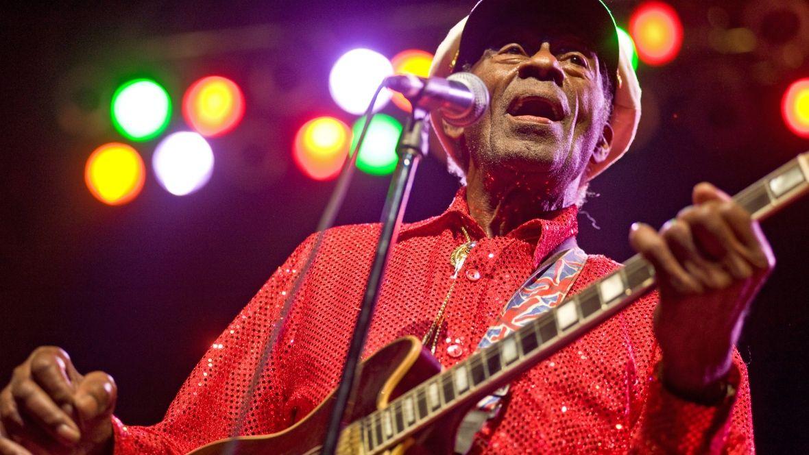 Chuck Berry's final studio album to be released in June https://t.co/4...