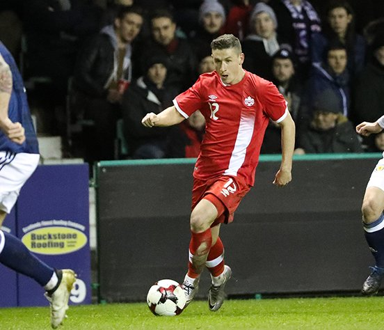 Fraser Aird is your #CANMNT man of the match. He scored the opener in...