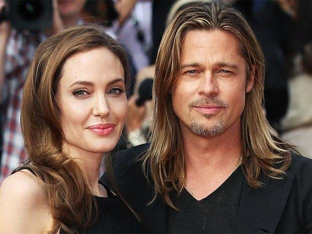 Angelina Jolie y Brad Pitt se amistaron por sus hijos 😍 ►https://t.co/...