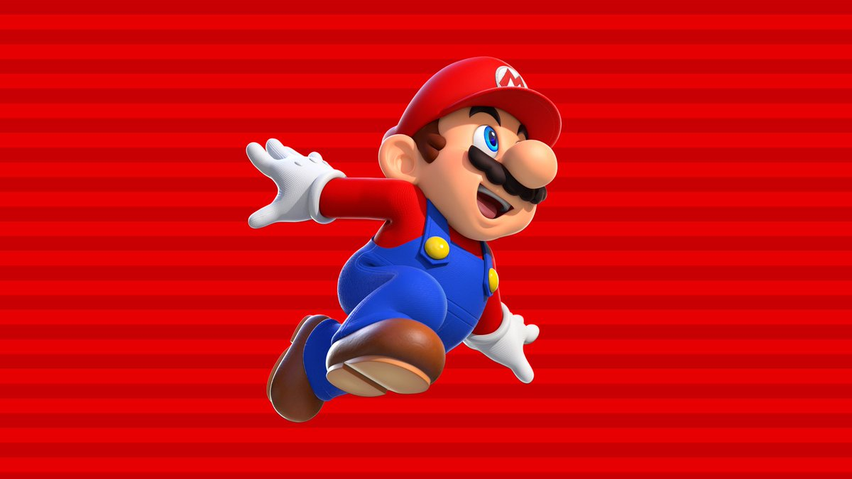 Super Mario Run is finally available on Android. https://t.co/avvXK4wZ...
