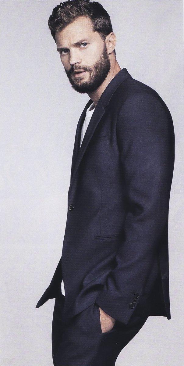 Jamie for #FiftyShadesDarker Photoshoot!😍 #JamieDornan  Thank you so m...