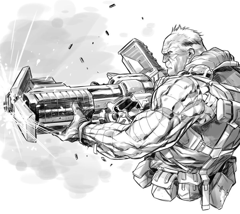 Finished Cable sketch. Peak Cable. https://t.co/qa62ZRxHbH