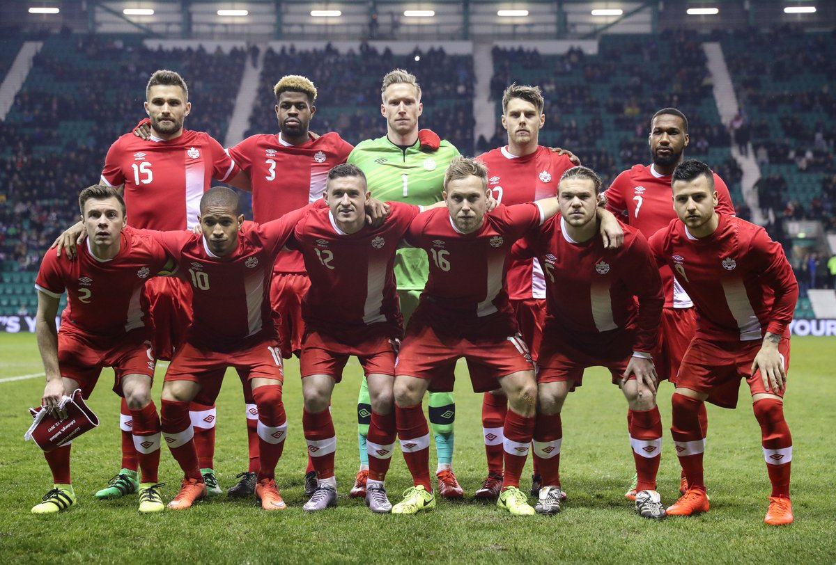 PHOTO #CANMNT starting XI from 1:1 away draw at Scotland  ⬇️️ https://...