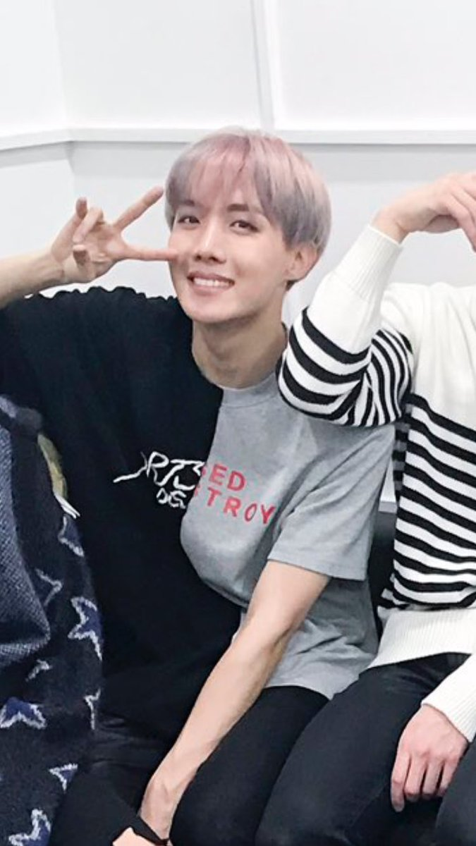 hoseok in other countries vs. the states