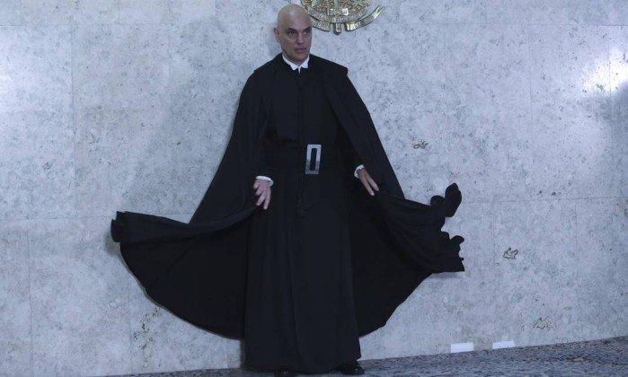URGENTE: Voldemort é empossado Ministro do STF https://t.co/EFdrDOEe5k