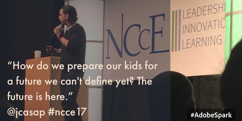 #NCCE17 #nccechat @jcasap https://t.co/DyzwVxYlOQ