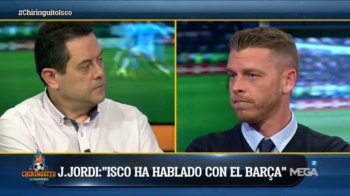 'Las CONVERSACIONES de Isco con el Barça HAN SIDO hace 15-20 días'. Lo...