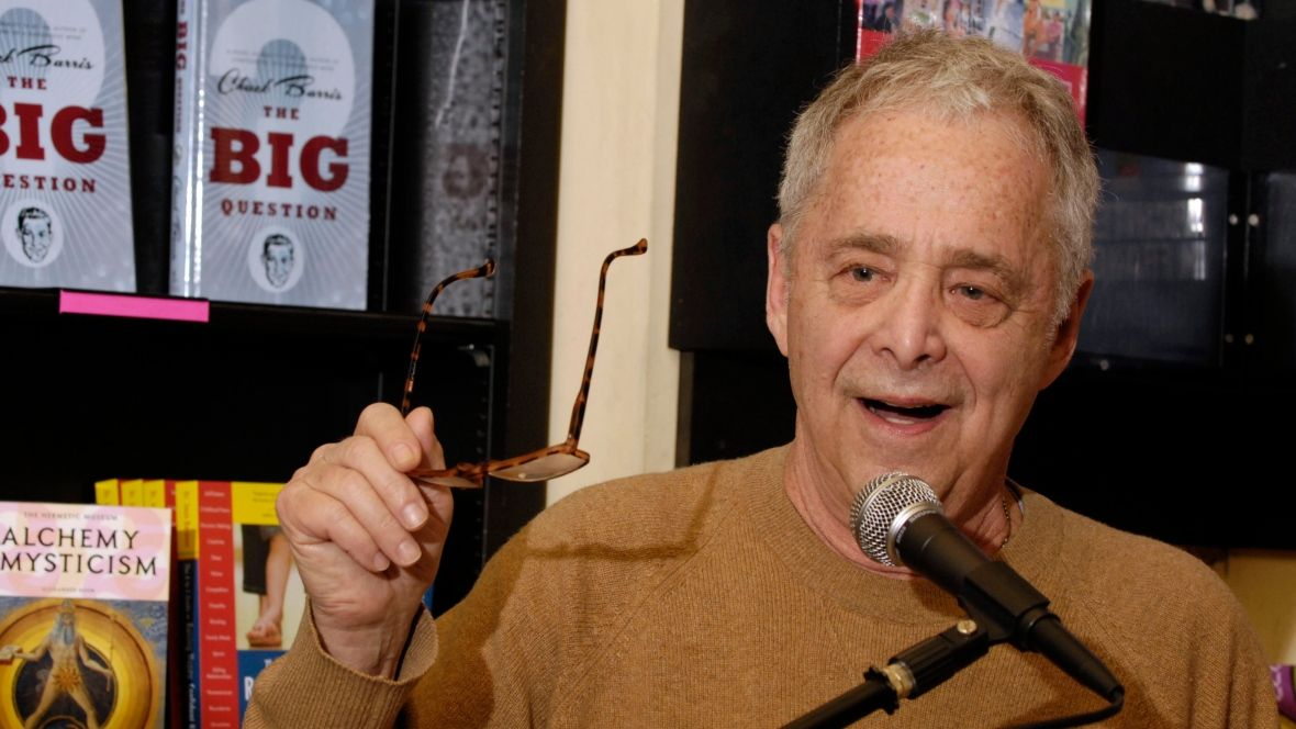 Chuck Barris, game show pioneer who said he was a CIA hitman, dead at...