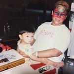 さいたまスーパーアリーナで、約20年ぶりにアジャコング選手に抱っこしてもらいました!!!自分がレスラ…
