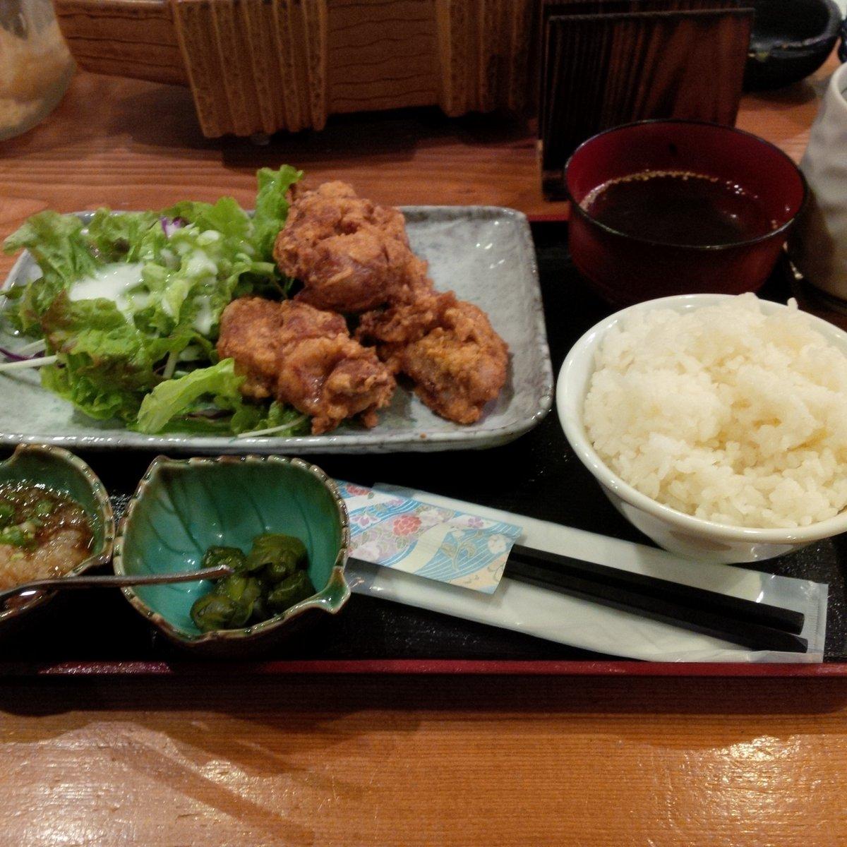 Le menu de #poulet de #Kagoshima à la taverne « Tokko-Chicken-yaro » à #Shibuya. #déjeuner <br>http://pic.twitter.com/DtGvoS25yY
