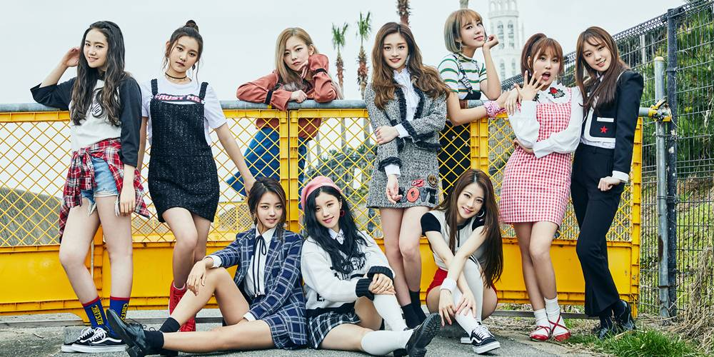 PRISTIN's debut MV 'WEE WOO' hits over 1.5 million views! https://t.co...
