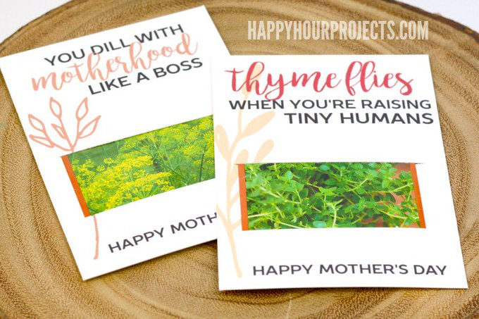 Craft Lightning Mother's Day Crafts