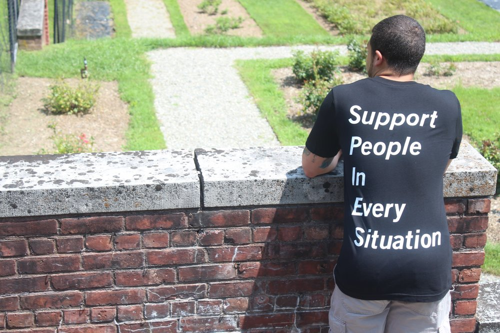late night #wednesdaywisdom: SUPPORT PEOPLE IN EVERY SITUATION #mentalhealth #recovery #youarenotalone #talkmh  http:// ow.ly/sGGG30a9dWM  &nbsp;  <br>http://pic.twitter.com/n4ELH8yT7L