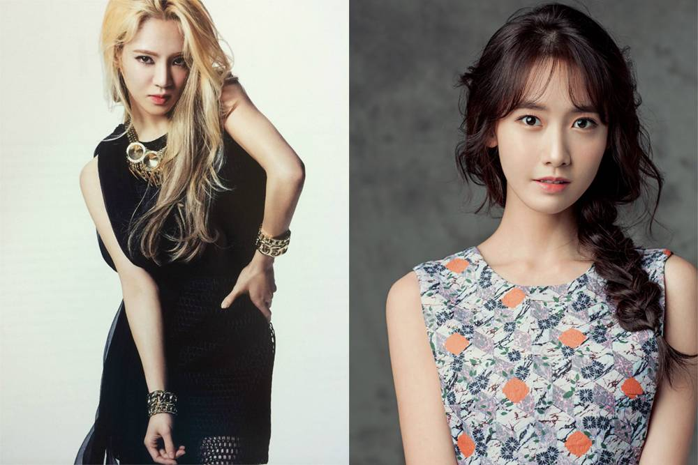 Girls\' Generation\'s YoonA and Hyoyeon reportedly gearing up for solos in April-May