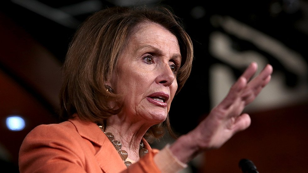 Pelosi: Intel chair Nunes is 'deeply compromised' on Russia investigation https://t.co/0mX4lW0rGk https://t.co/tZ14MtU5ZK