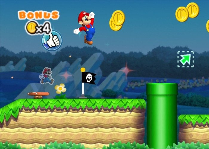 ¡Atención Gamers! Super Mario Run ya está disponible en Android ¿Ya lo...