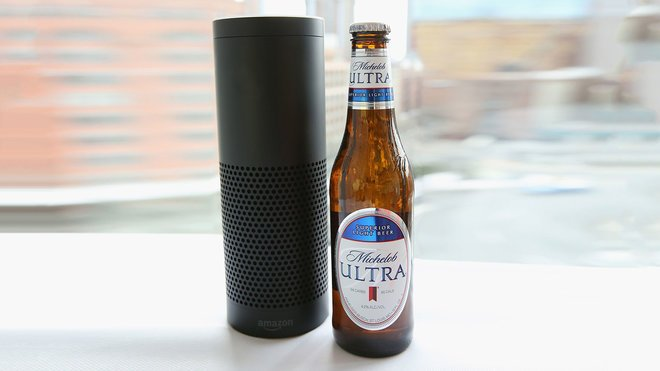 Amazon will let you order beer just by shouting at Alexa. What could p...