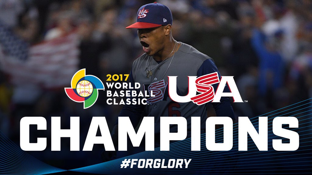 WORLD. CHAMPS. #ForGlory