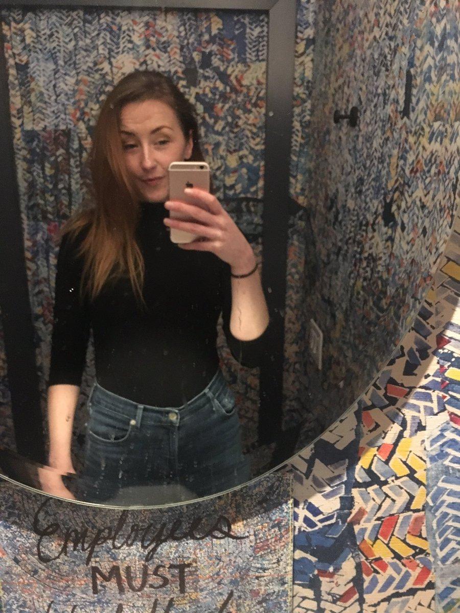 better bathroom selfie