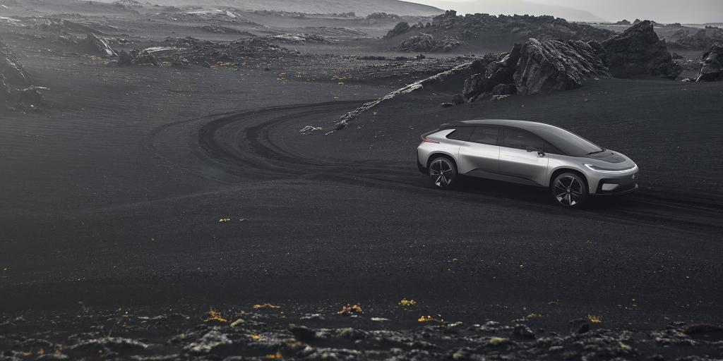 Faraday Future On Twitter With An Est 378 Mile Range The Epa Cycle Ff91 Can Travel From La To Silicon Valley One Charge