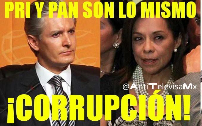 #MeGustasPara que no desperdicies tu voto Edomex PAN y PRI son lo mism...