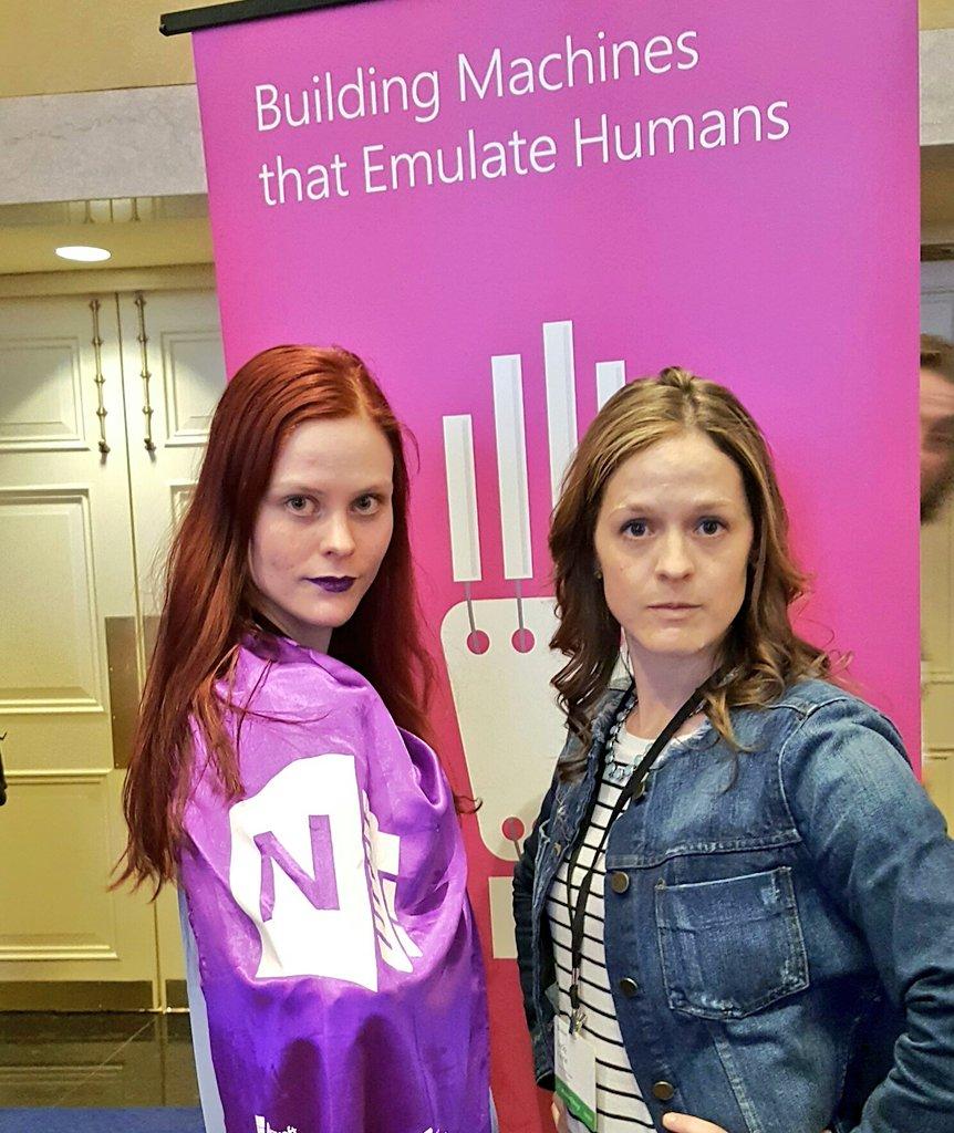 @steffisteaching super human #onenote avenger #E2 2016 reunion #MakeWhatsNext<br>http://pic.twitter.com/fLNHnI2CQU