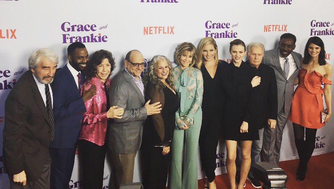 GRACE + FRANKIE season 3, comin' at ya FRIDAY on @netflix @GraceandFra...