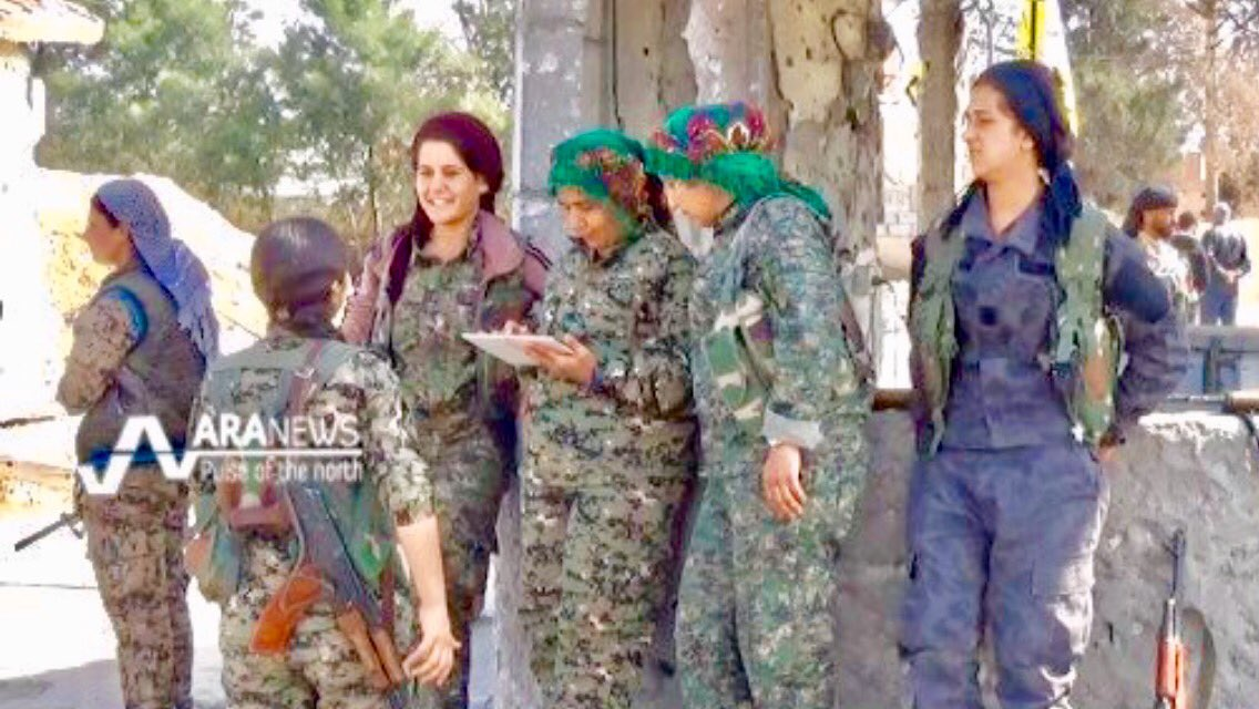 #Russia wants Syrian #Kurds in Geneva talks despite #Turkey ,whereas #Russians started to train #YPG in #Afrin  http:// aranews.net/2017/03/russia -wants-syrian-kurds-geneva-talks-despite-turkeys-resistance/ &nbsp; … <br>http://pic.twitter.com/hYxeTI5uXM