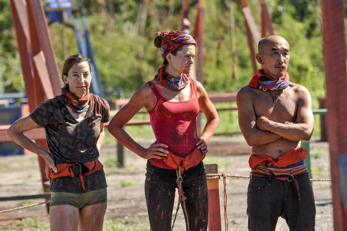 That was one VERY chaotic Tribal Council—our #SurvivorGameChangers rec...