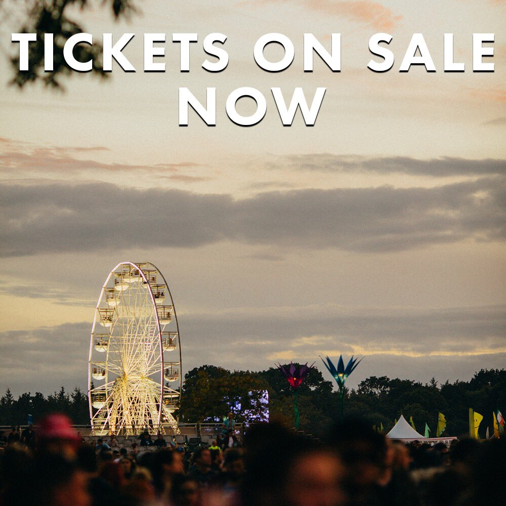 Tickets for #EP2017 are on sale now! Your first round of acts will be...