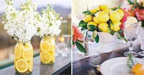 Matrimonio Tema Limoni : Matrimonio a tema limoni matrimoni