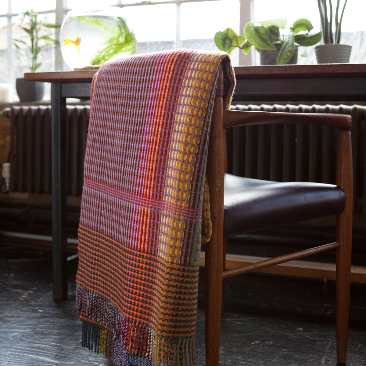Lambswool basket weave throw &quot;Ladbroke&quot; #lambswool #basketweave #throw #blanket #madeinbritain #interiordesign #clerkenwell #islington<br>http://pic.twitter.com/fRAoNpXzGn